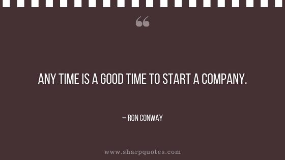 entrepreneur quotes start a company