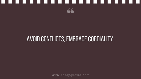 entrepreneur quotes avoid conflicts
