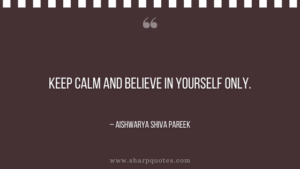 entrepreneur quotes keep calm believe