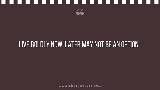 entrepreneur quotes live boldly