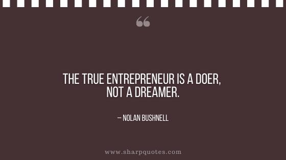 entrepreneur quotes doer dreamer