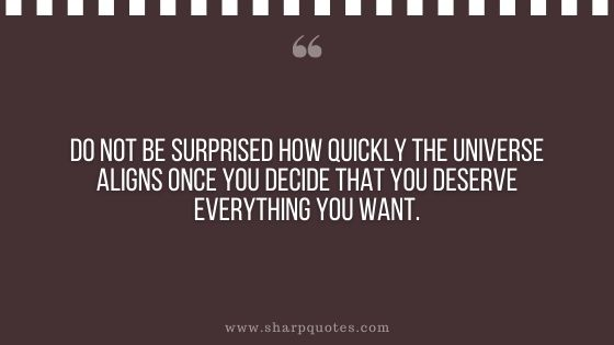 Law of attraction quotes do not be surprised