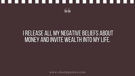 Law of attraction quotes I release all my negative