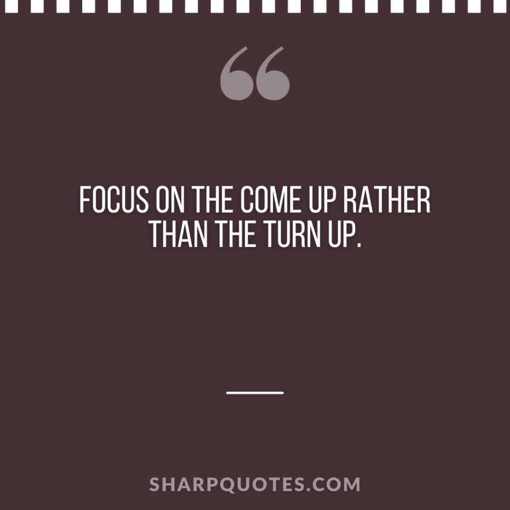 millionaire quote focus sharp quotes