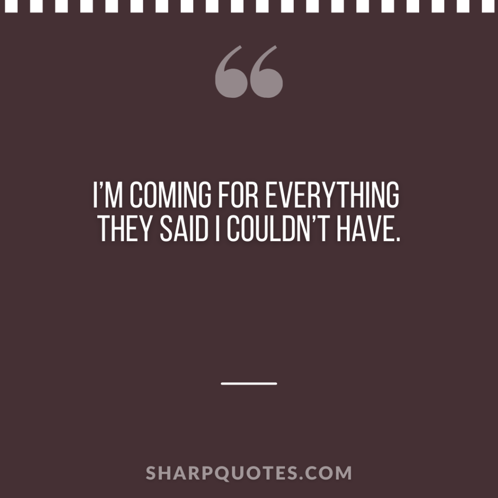 millionaire quote sharp quotes coming