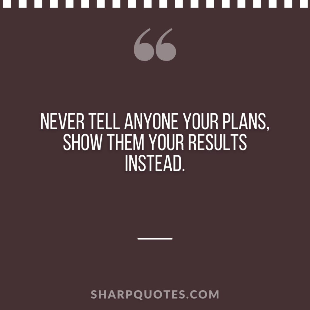 millionaire quote plans results sharp quotes