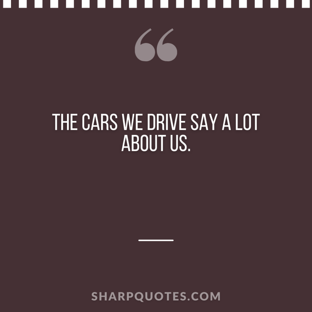 cars drive millionaire quote sharp quotes