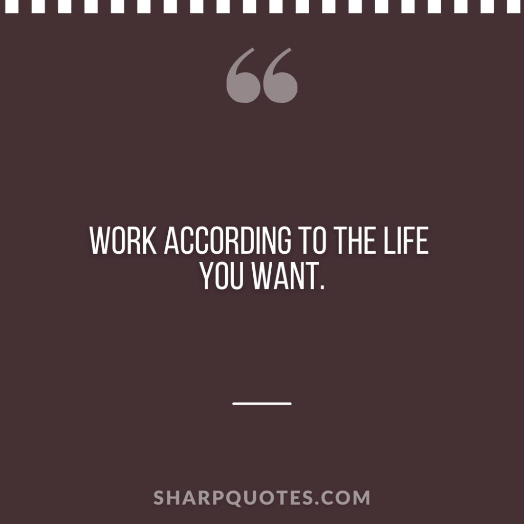 millionaire quote work according life sharp quotes