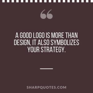 logo design quotes strategy