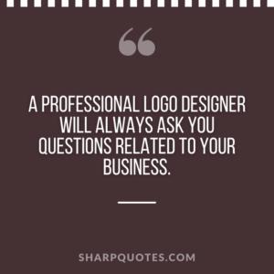 logo design quotes professional designer