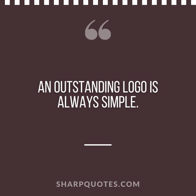 logo design quotes simple