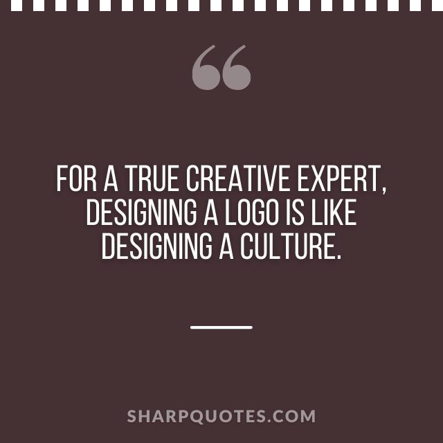 logo design quotes creative expert