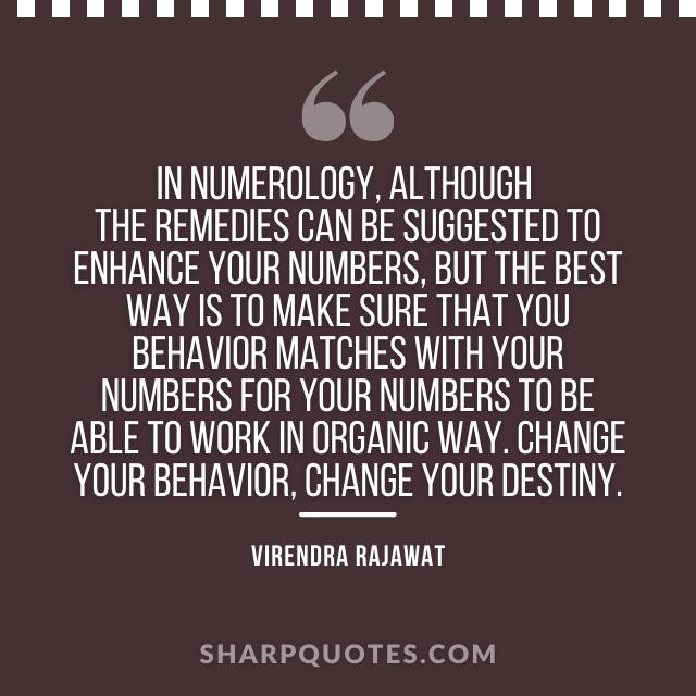 numerology remedies numbers virendra rajawat