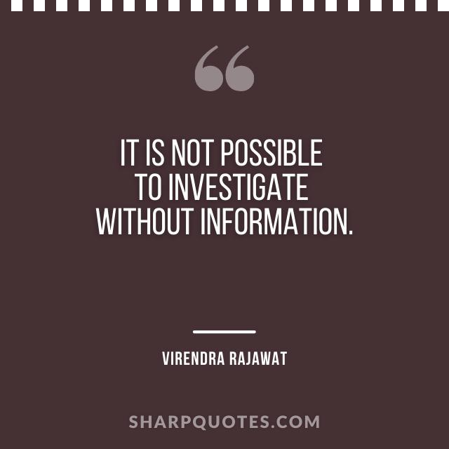 investigate information virendra rajawat numerologist