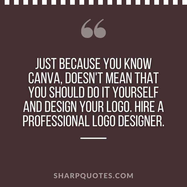 logo design quotes canva
