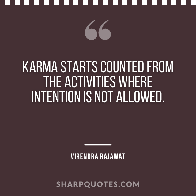 karma intention virendra rajawat numerologist india