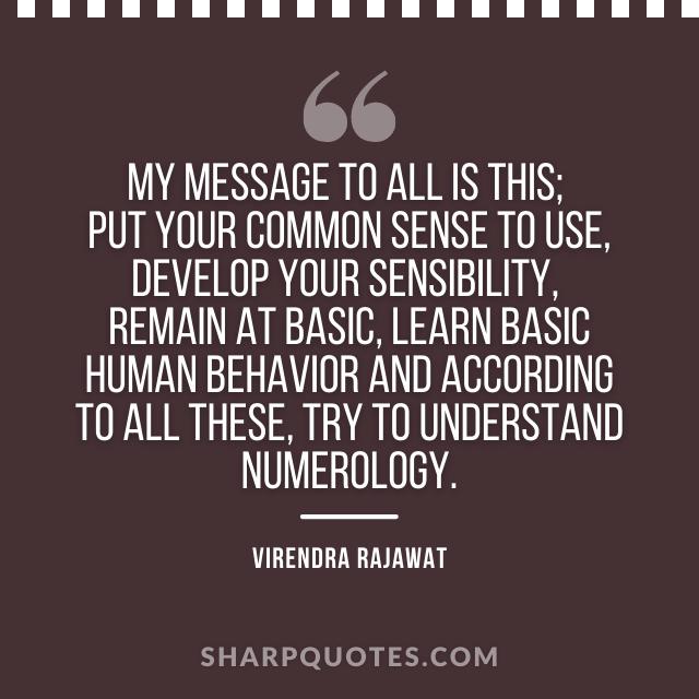 message virendra rajawat best numerologist india