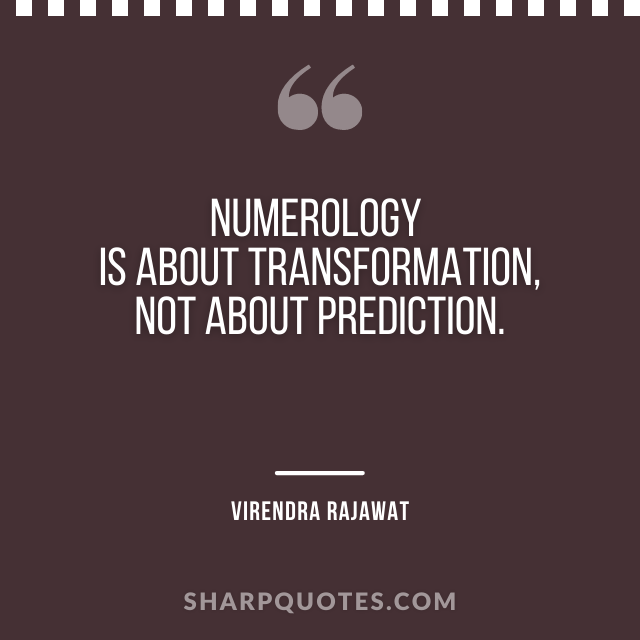 numerology transformation prediction virendra rajawat numerologist