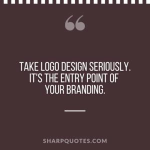 logo design quotes branding