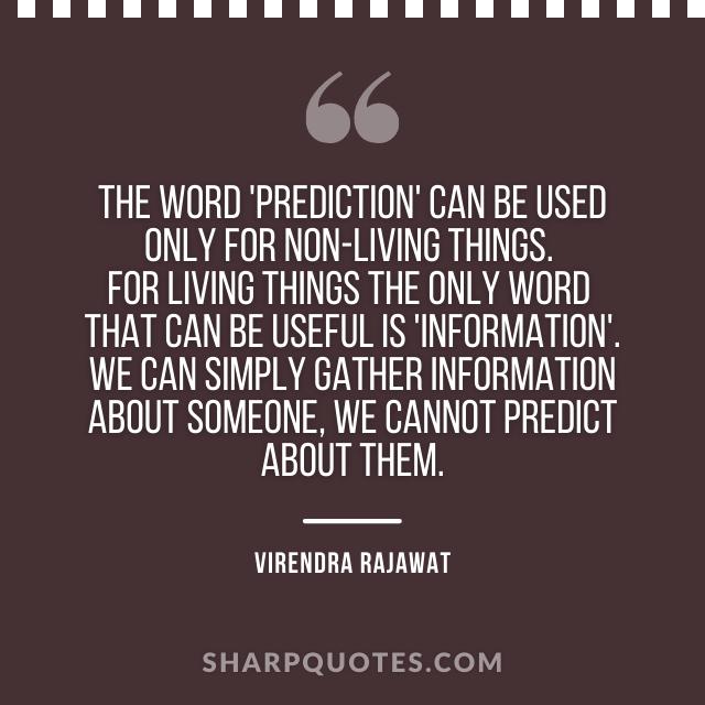 word predicition virendra rajawat numerologist india