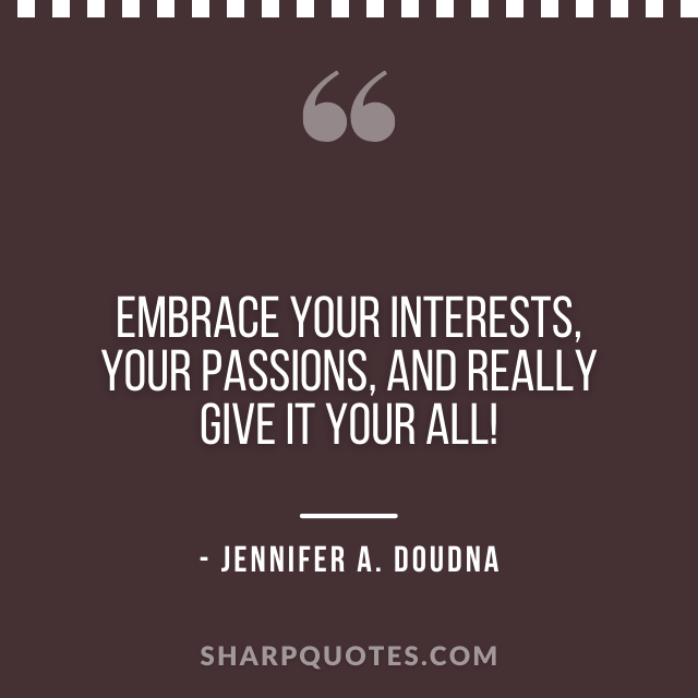 science quotes jennifer a doudna
