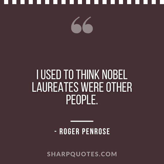 science quotes roger penrose