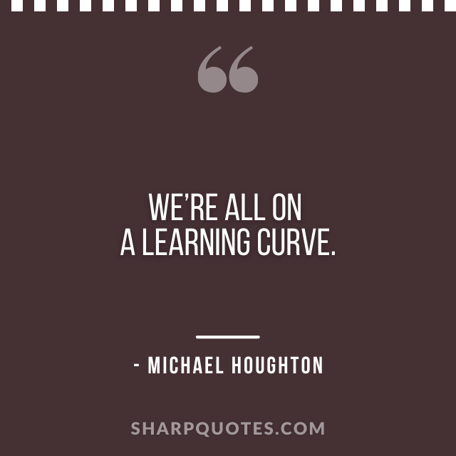 science quotes michael houghton